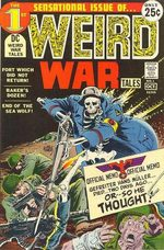 Weird War Tales # 1
