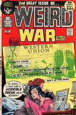 Weird War Tales # 2