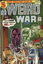 Weird War Tales # 5