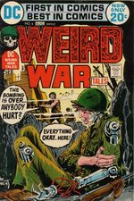 Weird War Tales # 6