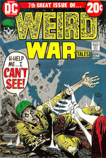 Weird War Tales # 7