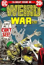 Weird War Tales 7