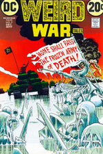 Weird War Tales # 9