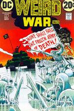 Weird War Tales 9
