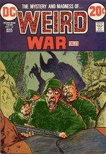 Weird War Tales # 12