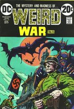 Weird War Tales # 13