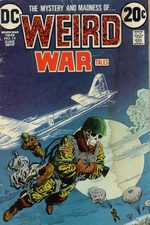 Weird War Tales # 14