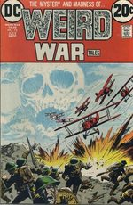 Weird War Tales # 15