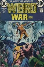 Weird War Tales # 16