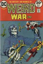 Weird War Tales # 17