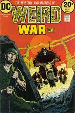 Weird War Tales # 19