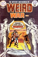 Weird War Tales # 20