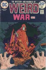 Weird War Tales # 24