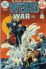 Weird War Tales # 27