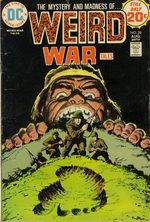 Weird War Tales # 28