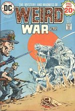 Weird War Tales # 29