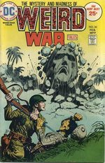 Weird War Tales 34