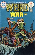 Weird War Tales 35