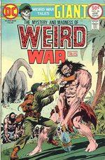 Weird War Tales 36