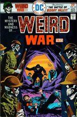 Weird War Tales 45