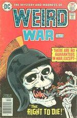 Weird War Tales 49