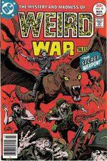 Weird War Tales 51