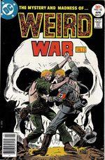 Weird War Tales 52