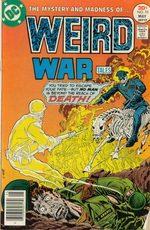 Weird War Tales 53