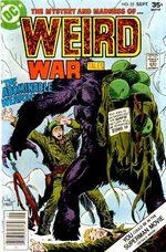 Weird War Tales 55