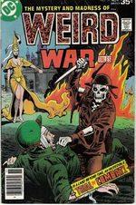 Weird War Tales 57