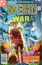 Weird War Tales 58