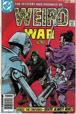 Weird War Tales 59