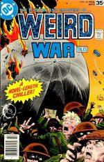 Weird War Tales 60