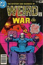 Weird War Tales 61