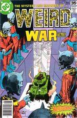 Weird War Tales 63