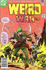 Weird War Tales 64