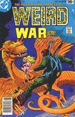 Weird War Tales 66