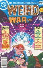 Weird War Tales 67
