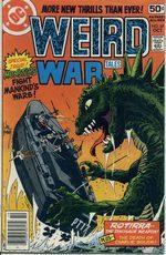 Weird War Tales 68