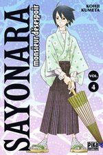 Sayonara Monsieur Désespoir 4 Manga