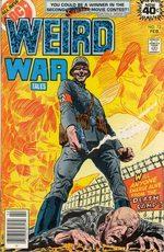 Weird War Tales 72
