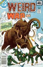 Weird War Tales 74
