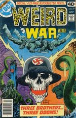 Weird War Tales 77