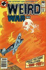 Weird War Tales 80
