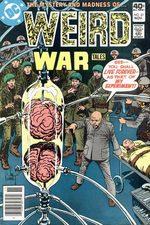 Weird War Tales 81