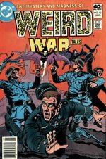 Weird War Tales 83