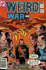 Weird War Tales 84