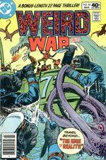 Weird War Tales 85