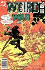 Weird War Tales 86
