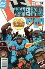 Weird War Tales 89